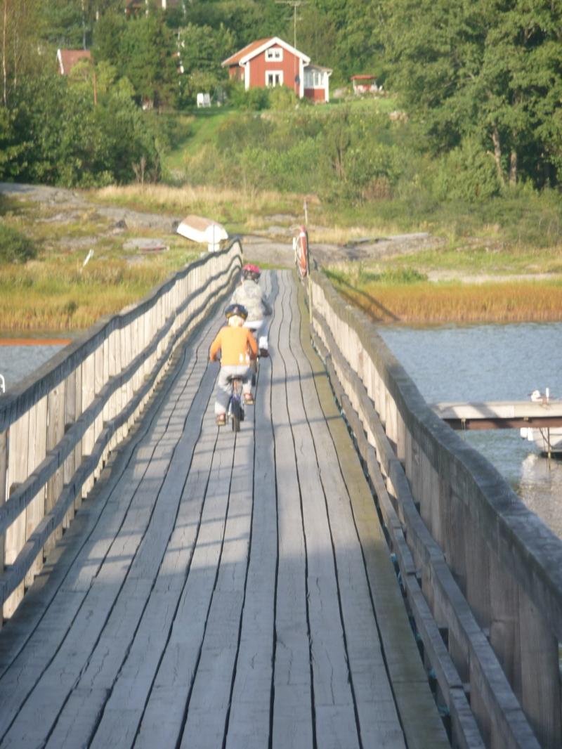 Lång brygga eller bro?