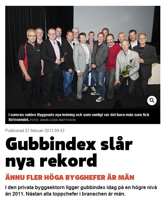 Gubbindex